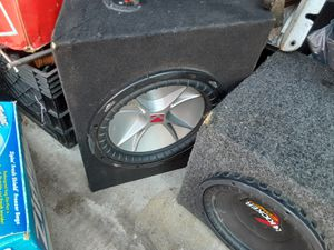 12 inch kicker for Sale in Anaheim, CA