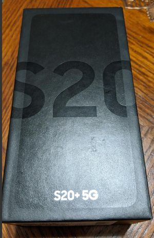 Brand new Samsung Galaxy S20+ AT&T & Unlocked 🔓 for Sale in St. Louis, MO