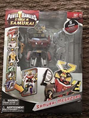 Super Samurai Megazord for Sale in Roseville, CA