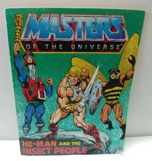 Vintage & Collectible He-man Motu for Sale in Allentown, NJ