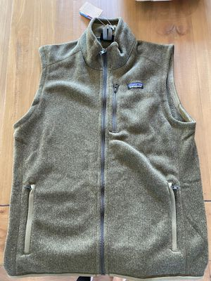 NWT | Men's Patagonia Better Sweater Vest for Sale in Edmonds, WA