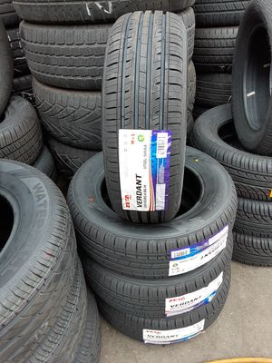 New tires set 185 65 14 for Sale in Los Angeles, CA