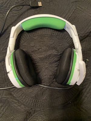 Xbox one x Turtle beaches for Sale in Whittier, CA