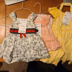 Baby Clothes 0-6 Month Old And A Few Older Pieces for Sale in Redlands,  CA