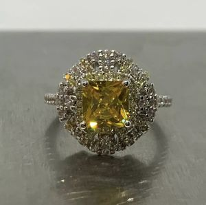 PRINCESS CITRINE &WHITE SAPPHIRE .925 SILVER SIZE 7 !! for Sale in Kansas City, MO