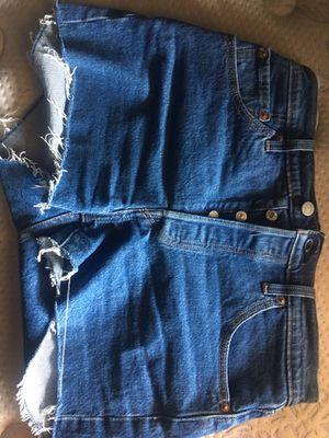 Levis 501 Women's Shorts for Sale in Las Vegas, NV