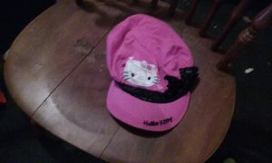 Hat for girls hello Kitty for Sale in Jasper, GA