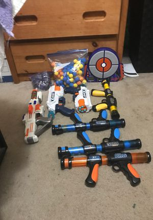 Nerf guns-other for Sale in Fair Oaks, CA