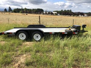 16' Utility 6K GVWR, with extra bracing for Sale in Portland, OR