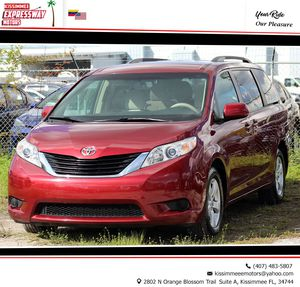 2011 Toyota Sienna🌴 Only 145k Miles 👍🏼🏁 for Sale in Kissimmee, FL