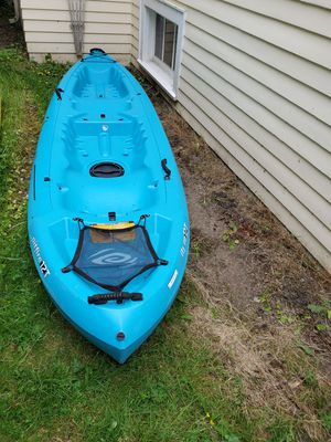 Spitfire tandom 12t kayak great for two in water as is no paddles for Sale in Seattle, WA