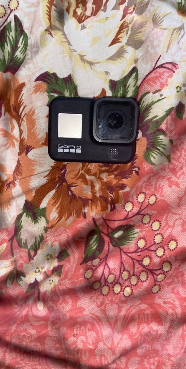 Gopro hero 8 with Accessories
