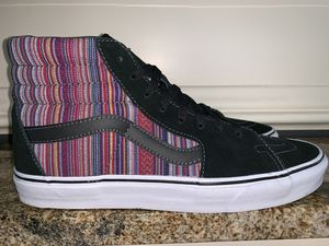Brand New Vans Sk8 Hi Weave Size: 11 $60 for Sale in Portland, OR
