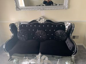 Brand New Living room, Sofa 2 Arm Chairs and dinning room set 6 chairs for Sale in Newark, NJ