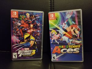 Nintendo switch games for Sale in Fort Worth, TX