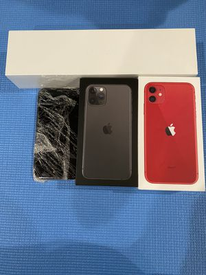 Iphone 11,Apple Watch 5 size 44 for Sale in Annandale, VA