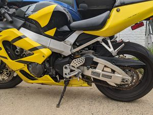 2001 honda cbr929rr motorcycle for Sale in Ashburn, VA