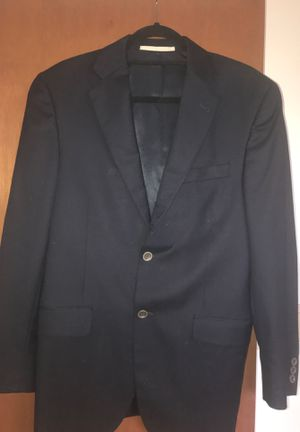 Burberry London men's suit jacket super 150s and cashmere for Sale in Columbus, OH