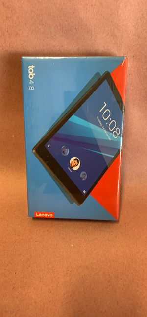 Lenovo tab4 for Sale in East Amherst, NY