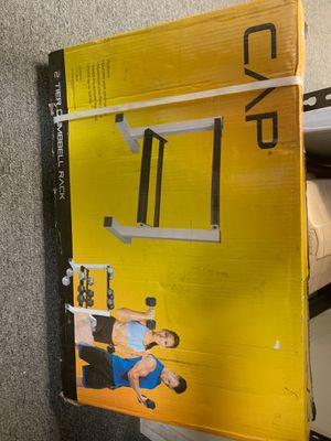 Dumbbell rack for Sale in Austin, TX