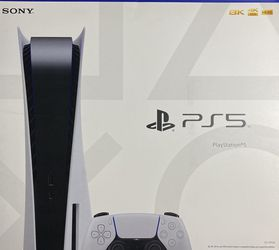 Ps5 Disc Version for Sale in Fresno,  CA