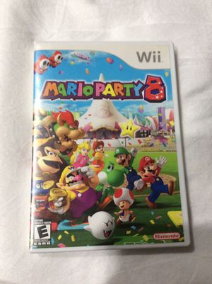 Mario Party 8 Wii Video Game for Sale in Downers Grove, IL