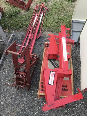 Set of pump jacks scaffolding for Sale in Bear Lake, MI