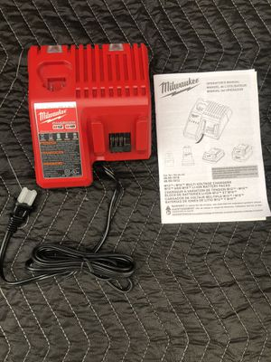 Milwaukee M18 Charger for Sale in El Monte, CA