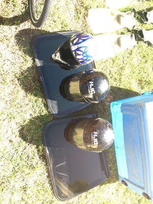 Motor bike helmets for Sale in Ogden, UT