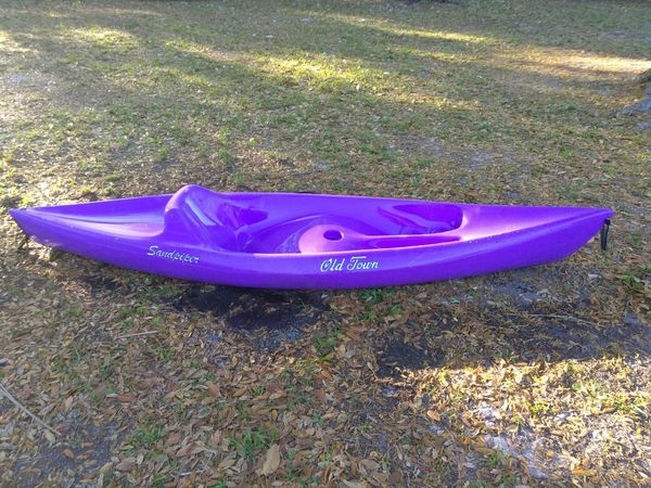 Old town Sandpiper Kayak for Sale in Clearwater, FL - OfferUp