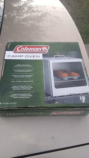 Coleman's camp oven for Sale in Apopka, FL