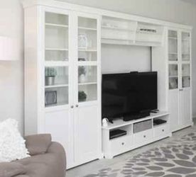 IKEA Liathorp Wall Entertainment Tv Console for Sale in Windermere,  FL
