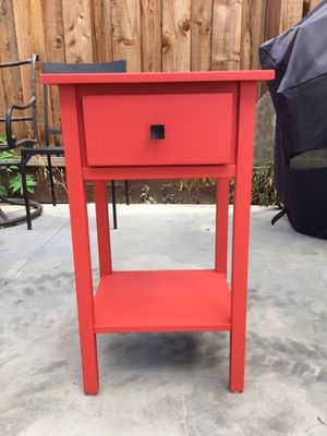 Nightstand / Side table for Sale in San Jose, CA