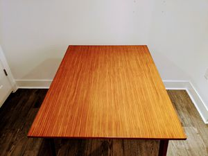 3ft by 5ft modern wood kitchen table for Sale in Phoenix, AZ