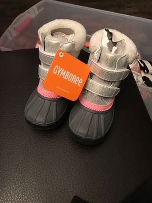 GYMBOREE Snow Boots Kids for Sale in Eastvale, CA