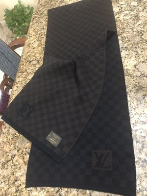 Louis Vuitton LV Petit Damier Scarf 402330 for Sale in Miami, FL