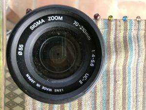 Nikon Telephoto Lens for Film Camera for Sale in Miami, FL