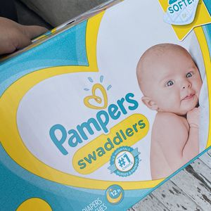 Pampers Size 1 164 Count for Sale in Los Angeles, CA
