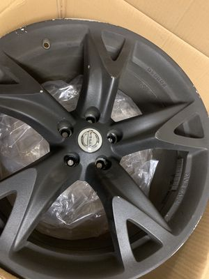 Nissan 370Z OEM rims for Sale in Woodland, CA