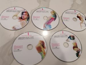 Carmen Electra Aerobic Striptease Workout DVD Series for Sale in Etiwanda, CA