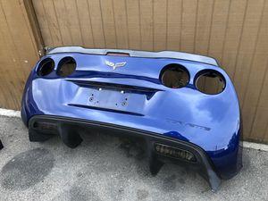 2005-2013 corvette C6 rear bumper for Sale in Lawndale, CA