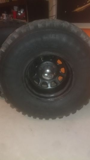 Tires and rims for Sale in Bakersfield, CA