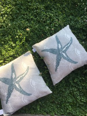 Starfish Throw pillows for Sale in Hinsdale, IL