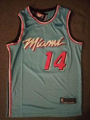 Miami Heat Herro blue sizes medium, XL and XXL Jerseys for Sale in Aventura, FL