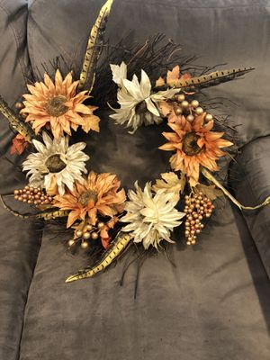 Fall wreath for Sale in Puyallup, WA