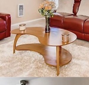 Dania furniture end table and coffee table .. for Sale in Everett, WA