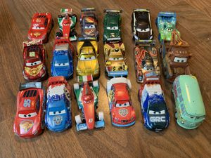 Set of 18 Cars world Grand Prix racers LOT for Sale in Decatur, GA