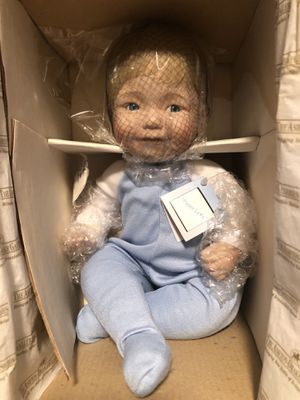 The Ashton-Drake Gallery puppy love baby doll for Sale in West Haven, CT