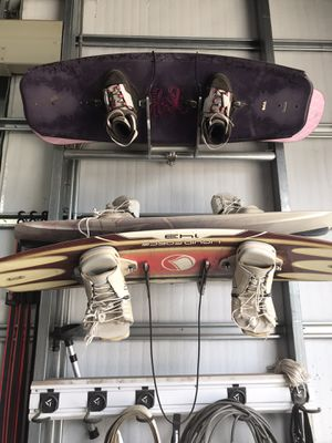 Wakeboard and Wakeskate for Sale in Arroyo Grande, CA