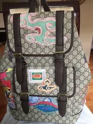 Gucci bag pack for Sale in Sacramento, CA